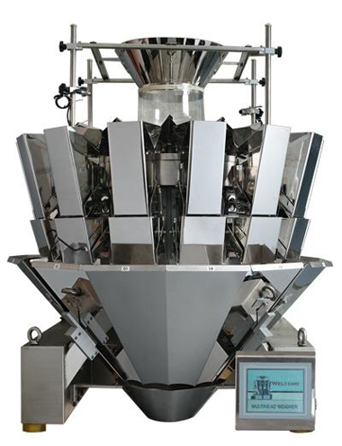 Multihead weigher packing machine 14 head